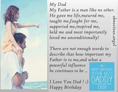 Words fall short to express my love for you Dad :) #quotes #quote