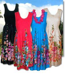 Luau Wear for Women | Women's Hawaiian Dresses – Hawaiian Shirts-Mens Hawaiian Shirts