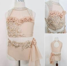Lyrical Costumes, Cool Costumes, Amazing Costumes, Costume Ideas, Dance Comp, Contemporary Dance Costumes, Gymnastics Outfits, Color Guard, Dance Outfits