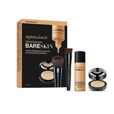 bareMinerals bareSkin Experience Try me Set- at Debenhams Mobile