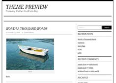 Divine Free WordPress Theme