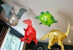 ideas originales para decorar con globos (fiestas y cumples)