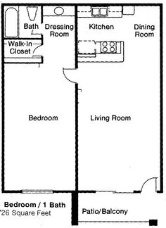 Our current apt in Oceanside. 1br 1 ba 726 sq ft. $940 - See more at: http://www.silveroakapt.com/floor_plans#sthash.wjAn4FgL.dpuf