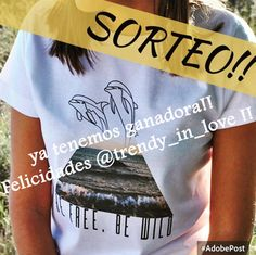 GANADORA SORTEO CORE CLOTHING