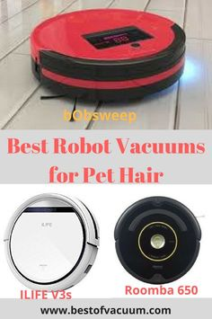 Best Robotic Vacuum Cleaners for Pet hair and Allergies. Vacuum Cleaners, Robot Vaccum, Pet Vacuum, Allergies, Vacuums, Pets, Household Tips, Hair