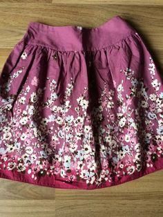 Skirt (Girls Size 6-7) Boho Shorts, Product Description, Boutique, Girls, Cotton, Vintage, Fashion, Little Girls, Moda