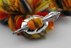 Shawl Pins, Sugar Spoon Shawl Pin, 1965 Silver Artistry, Vintage Flatware, Spoon Jewelry, Nostalgic Shawl Pins, Brooch, Artisan Jewelry by JGarloffDesign on Etsy