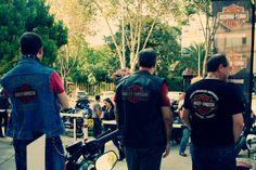 Harley-Davidson The Avenue'de Jazz at the Harley etkinliği.