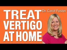 Vertigo? Now You Can Treat It At Home