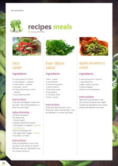 ISSUU - RAW FOOD RESET 21 DAY RAW CLEANSE MEAL PLAN by Monika