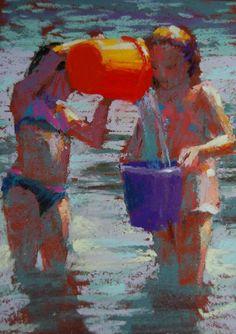 Margaret Dyer - pastel