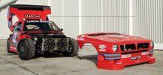 bikesandcars:  Lancia Delta S4 ECV