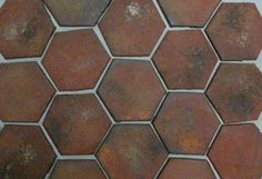 Old World Collection Hexagons News From Inglenook Tile