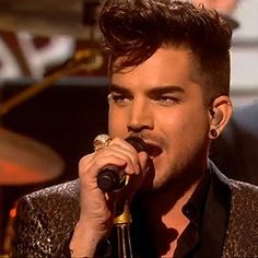 Killer Queen: Brian May, Roger Taylor and Adam Lambert rock out on X Factor