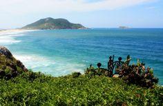 Praia do Santinho, Florianópolis, Santa Catarina. #Brasil #Viagem