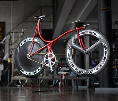 Air Line Bicycle by CHERUBIM