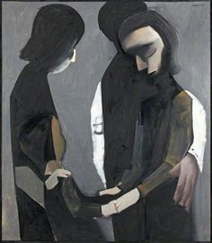 """lilithsplace: """"The Family, 1961 - Charles Blackman """" Australian Painting, Australian Artists, Alice In Wonderland Series, Arthur Boyd, New Art, Art Gallery, Pictures, Image, Fictional Characters"""