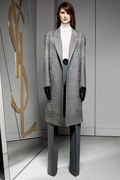 Saint Laurent Pre-Fall 2012 Collection Photos - Vogue