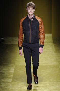 Salvatore Ferragamo Fall 2016 Menswear Fashion Show