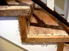 600sqft Of Konecto Vinyl Plank Custom Stair Nose