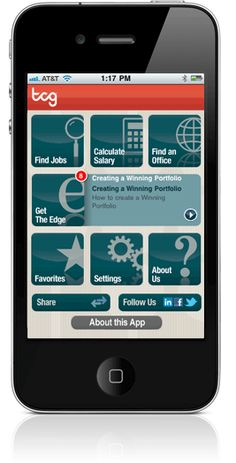 Download our free mobile app! It's a handy job-search tool for your pocket - search for available positions, calculate salaries and get career advice!