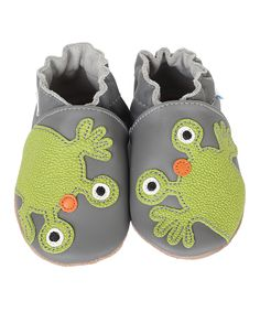 Robeez, the best baby shoes ever!