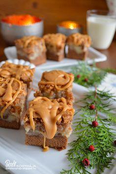 Krémsajtos brownie