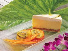 Creative cuisine - Little Palm Island Resort & Spa, (just off Little Torch Key on the Florida Keys coastline)