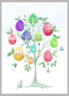 Victoria Nelson - Easter Tree Copy