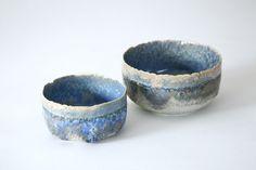 Lagoon tea bowls