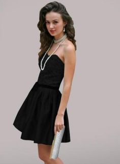 Little Black Dress can never do you wrong