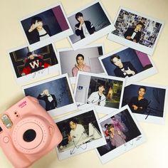 EXO - 160427 SMTown Artium Instagram update Credit: smtown_sum.