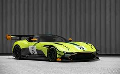 Scarica sfondi Aston Martin Vulcan, AMR Pro, 2018, auto Sportive, concept, auto da corsa, Aston Martin