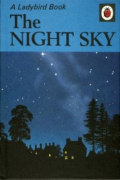 A Ladybird Book: The Night Sky