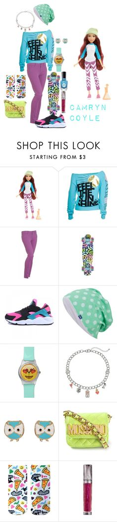 """""""Camryn Coyle"""" by grace-buerklin ❤ liked on Polyvore featuring MC2, 291, Paige…"""