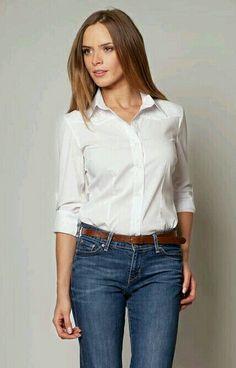 scarpe di separazione 12dc1 c2930 1102 fantastiche immagini su camicia bianca | Abbigliamento ...