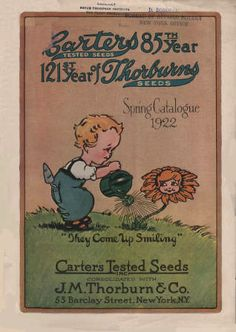 James Carter & Co. / James Carter & Co. :: Nursery and Seed Catalogs