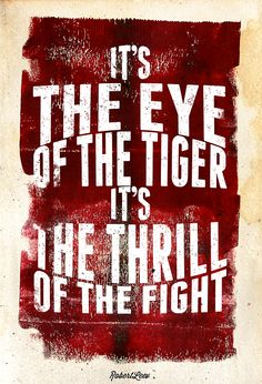 Eye of the Tiger  I have heard tigers especially Siberians can remember who shot and wounded them; if they are not completely killed they sometimes have been heard and (in some cases confirmed) to stalk the hunter that wounded them and even waited for the right opportunity to strike.  The epitome of an avenger