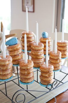 Trends We Love: The Donut Cake | NorCal Wedding