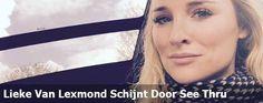 Lieke Van Lexmond Schijnt Door See Thru
