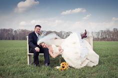 Outdoor Rustic Chic Wedding