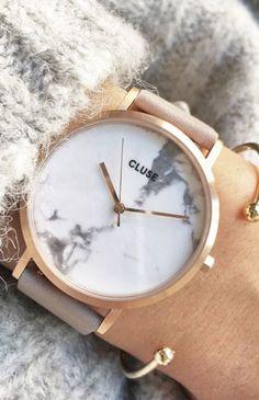 L'objet coup de cœur : La montre La Roche de Cluse – IDDIY – Une dose d'Iddi Déco et DIY