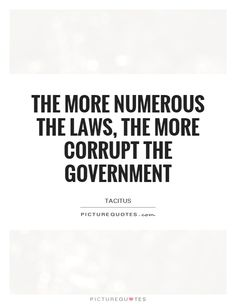The More Laws Quotes   Google Search