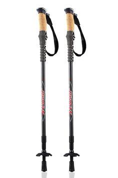 Trekking Poles Anti-shock Walking Hiking Sticks *** Read more  at the image link.