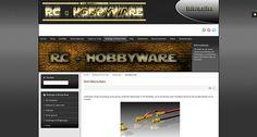 RC-Hobbyware Website, Weaving, Pictures