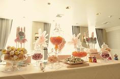 Sweet Treats ~ Coordination by Mint Julep Social Events