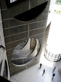 Dhaka - Louis Khan - National Assembly Building