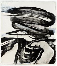 Inger Sitter, Akryl/pastell på papir I, 2013, Norway