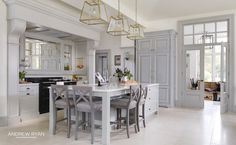 Classic Style Kitchen Furniture Timeless Furniture For Your Home Kitchen Furniture, Kitchen Interior, New England Kitchen, Painting Oak Cabinets, Kitchen Colour Schemes, Kitchen Living, Aga Kitchen, Kitchen Cabinets, Kitchen Grey