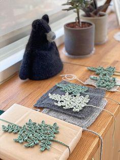 Crochet Home, Love Crochet, Crochet Gifts, Crochet Motif, Crochet Yarn, Crochet Stitches, Thread Crochet, Crochet Patterns, Cotton Crochet
